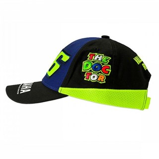 Valentino Rossi 2019 Kids Yamaha cap Alternative Image2
