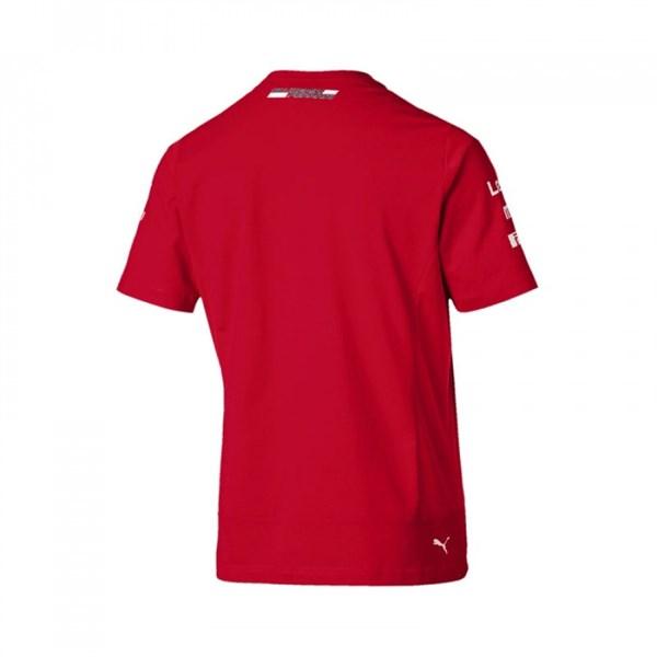 1dde3e95 Scuderia Ferrari 2019 Team polo shirt in red (FER452)