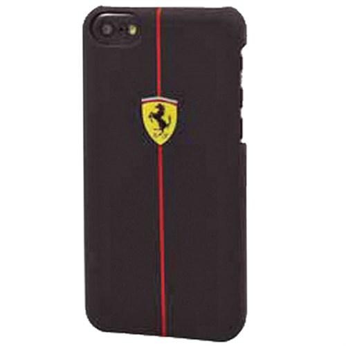 finest selection 92204 238b9 Ferrari F1 Rubber iPhone 5 case black