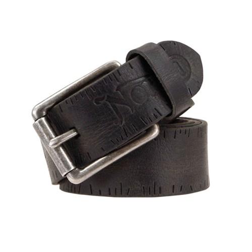 423fc0b96 Norton Vintage Black Leather belt S (NRT2371S)