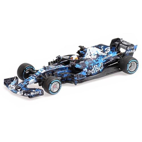 eefe929f779 Minichamps Red Bull RB14 - 2018 Silverstone Shakedown -  3 D. Ricciardo  1 43 (P180993)