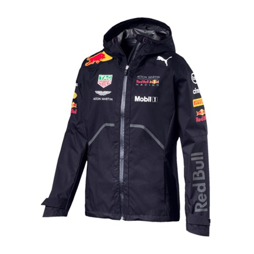 Aston Martin Red Bull Racing 2018 Team Rain Jacket