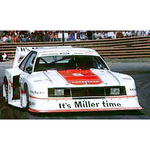 Spark Ford Mustang Gtp Zakspeed 1982 Imsa 6 K Ludwig