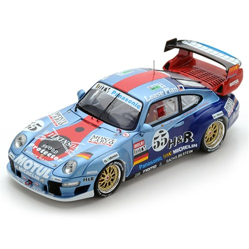 porsche 911 gt2 evo 1996 le mans 24 hours 55 1 43. Black Bedroom Furniture Sets. Home Design Ideas