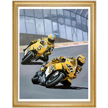 Yellow Fever - Rossi And Edwards Print
