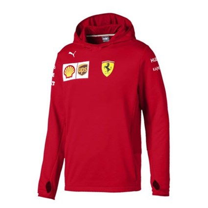 Scuderia Ferrari 2019 Team technical fleece in red