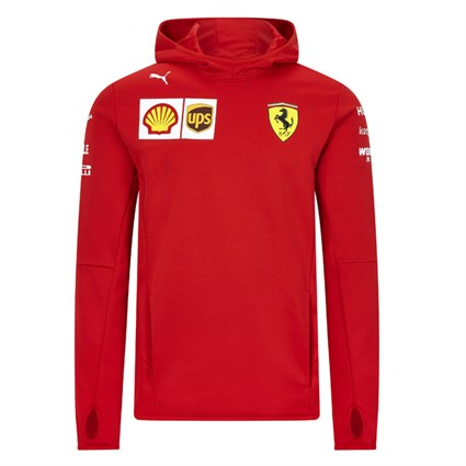 Scuderia Ferrari 2020 Team fleece in red