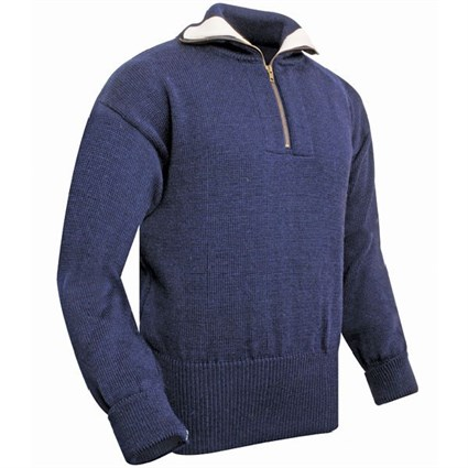 German Submariners Das Boot Jumper in blue