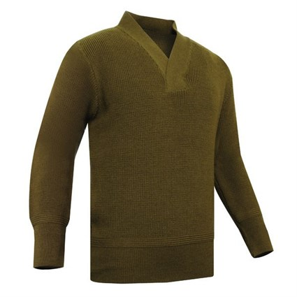 A1 Engineer Jumper in green