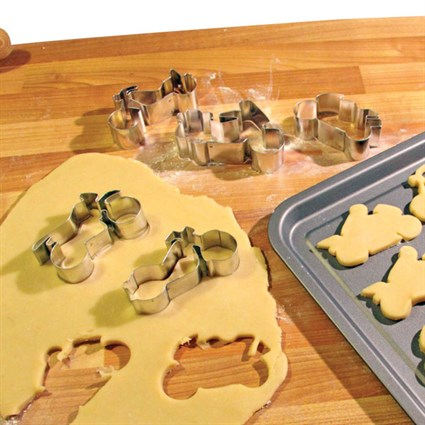 Motorcycle Biscuit Cutters