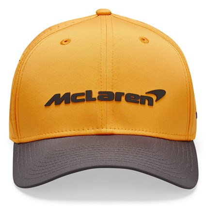 McLaren 2020 Lando Norris cap in orange