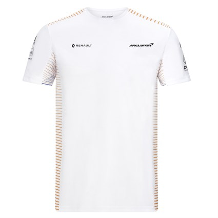 McLaren 2020 Team t-shirt in white