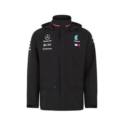 Mercedes AMG 2018 Team Rain Jacket