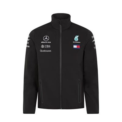 Mercedes AMG 2018 Team Softshell Jacket