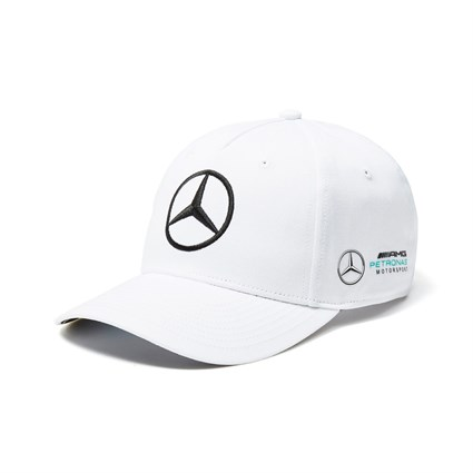 Mercedes AMG 2018 Team Cap White