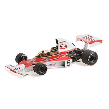 Minichamps McLaren M23 - World Champion 1974 - #5 E. Fittipaldi 1:18