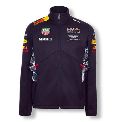 Red Bull 2017 Soft Shell Jacket