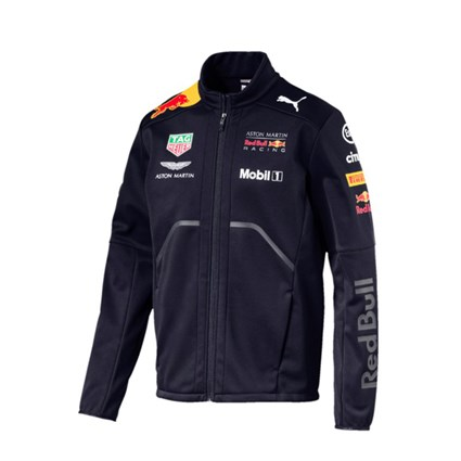 Aston Martin Red Bull Racing 2018 Soft Shell Jacket