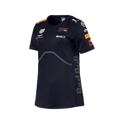 Aston Martin Red Bull Racing 2018 Ladies T-Shirt