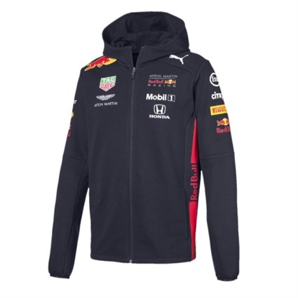 Aston Martin Red Bull Racing 2019 hoody in navy