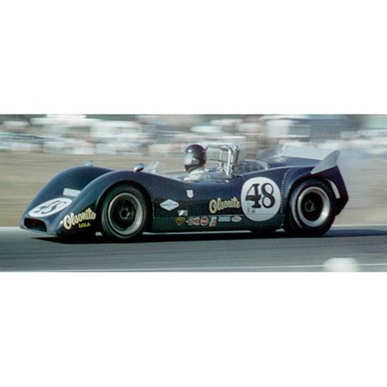 Spark Lola T160 - 1968 Can-Am - #48 D. Gurney 1:43