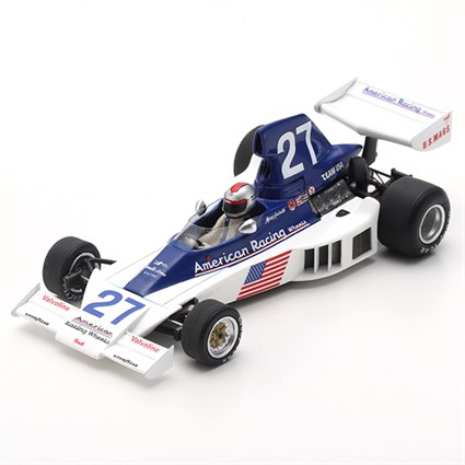 Spark Parnelli VPJ4 - 1976 Long Beach Grand Prix - #27 M. Andretti 1:43