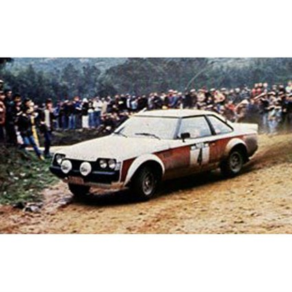 Spark Toyota Celica RA40 - 3rd 1979 Rally of Portugal - #4 O. Andersson 1:43