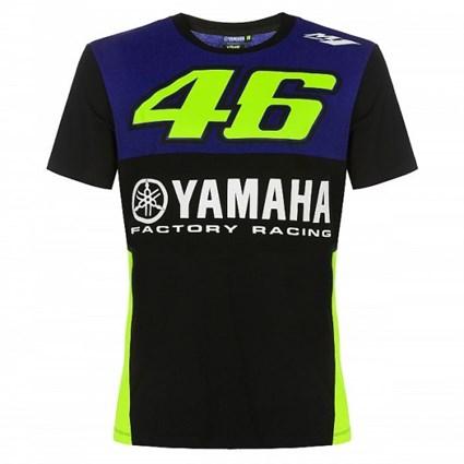 3c380d572 Valentino Rossi VR46 2019 Yamaha replica T-shirt