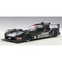 Nissan GT-R LM Nismo Test Car 2015  - 1:18