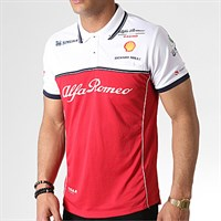 Alfa Romeo Racing 2019 Team polo shirt
