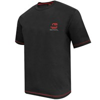 Senna Double S t-shirt - black