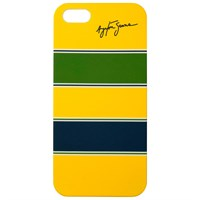 Ayrton Senna Helmet iPhone cover 5/5s