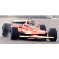 BBR Ferrari 312 T4 - 1979 USA East Grand Prix - #12 G. Villeneuve 1:18