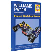 Williams FW14B Owners Workshop Manual