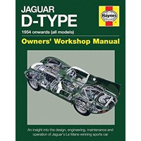 Jaguar D-Type Owners Workshop Manual
