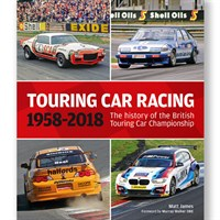 Touring Car Racing The History Of The BTCC 1958-2018