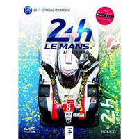 Official 2019 Le Mans Yearbook