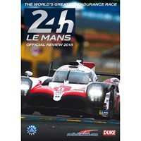 The Official Review of the 2018 Le Mans 24 Hours Blu-ray