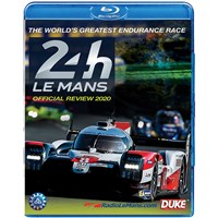 Season Review The Official Review of the 2020 Le Mans 24 Hours Blu-ray