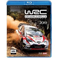 The Official 2019 World Rally Review Blu-ray