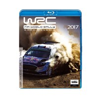 The Official 2017 World Rally Review Blu-ray