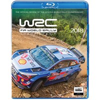 The Official 2018 World Rally Review Blu-ray