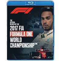 The Official 2017 Formula One Review Blu-ray