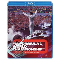 The Official 2019 Formula One Review Blu-ray