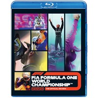Season Review The Official 2020 Formula One Review Blu-ray
