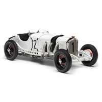 CMC Mercedes SSKL - 1931 German Grand Prix - #12 O. Merz 1:18
