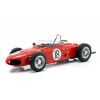 CMR Ferrari 156 Sharknose - 1961 French Grand Prix - #18 R. Ginther 1:18