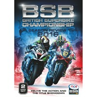 The Official 2016 British Superbike Review DVD