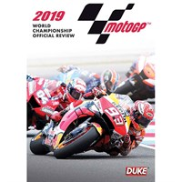 The Official 2019 Moto GP Review DVD