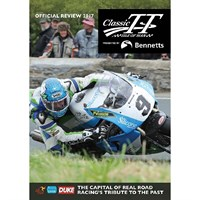 The Official 2017 Classic TT Official Review DVD